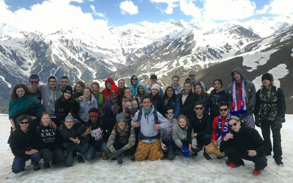 4: Zážitok – Himalaya trip