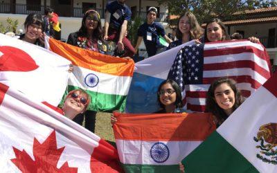 Umím indický tanec aneb první Rotary OM v Brazílii