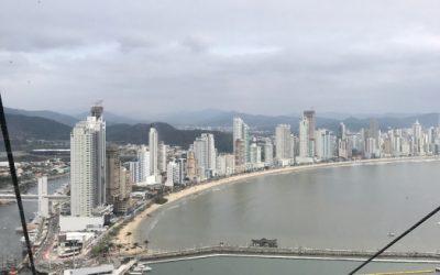 Prázdniny = výlet do Santa Catarina