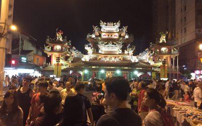 3. Týždeň na Taiwane