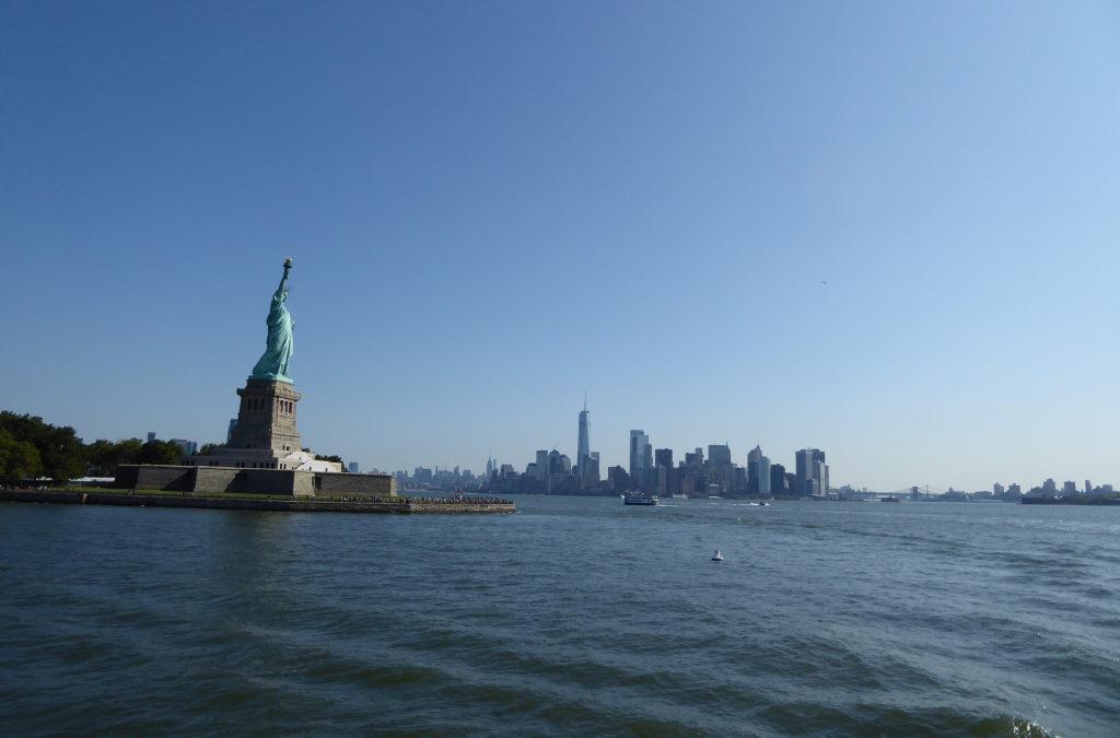 5 days in NYC (1.část)