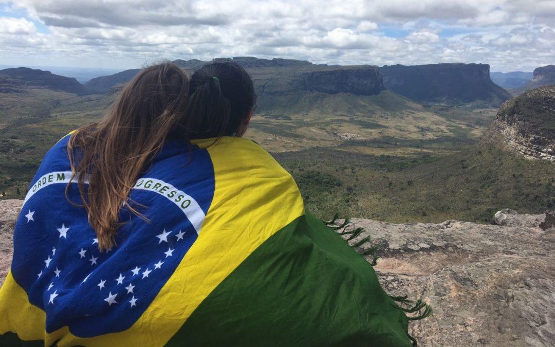 Môj rok v Brazílii