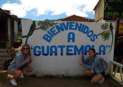 Guatemala, Vylet Ruta Maya (2)