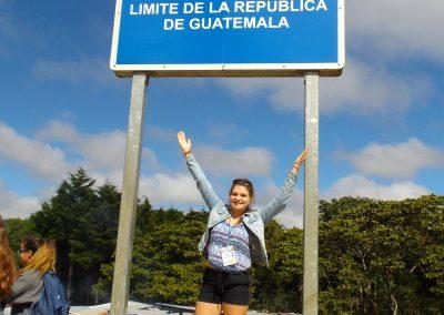 Guatemala, vylet Ruta Maya
