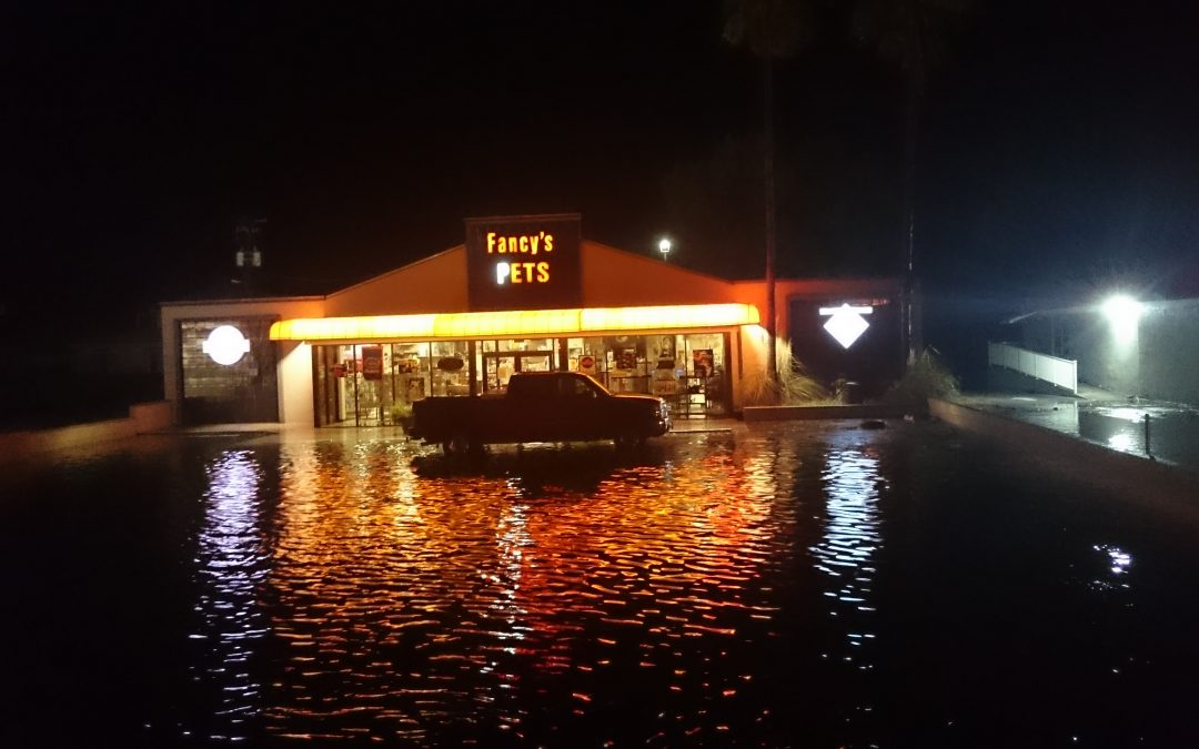 Hurikán na Floride