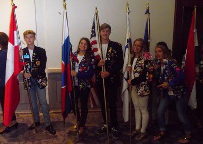 Rotary konferencia