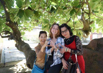 S host mamkami v Tapei