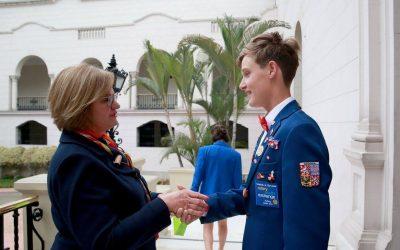 Prezident a První dámaPerú
