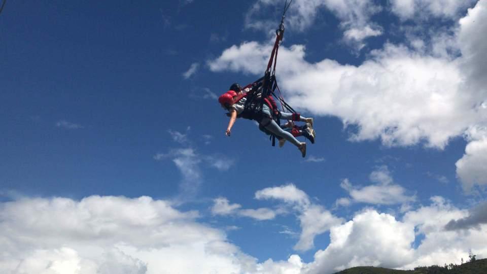 Ako som letel vzduchom