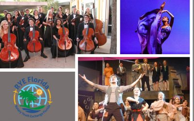 Mimořádná příležitost na Floridě pro talentované studenty