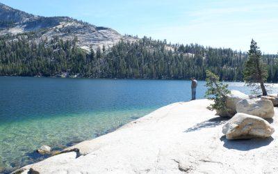 Jak se mi utopil mobil: Yosemitský NP