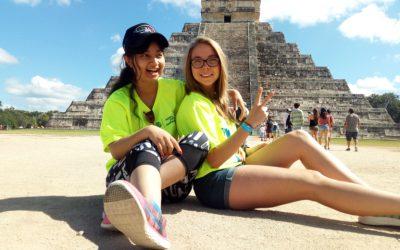 Ruta Maya aneb Největší výlet mého života 💜