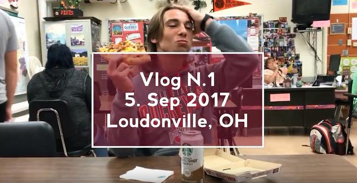 Vlog No. 1
