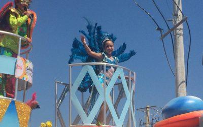 2. největší karneval na světě a Cartagena de Indias