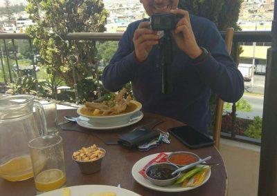 Studium v zahraničí - Peru