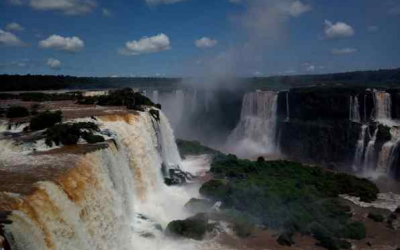 Foz do Iguaçu a já se rozbila