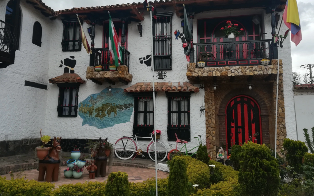 Kolumbie po 3 mesiacoch