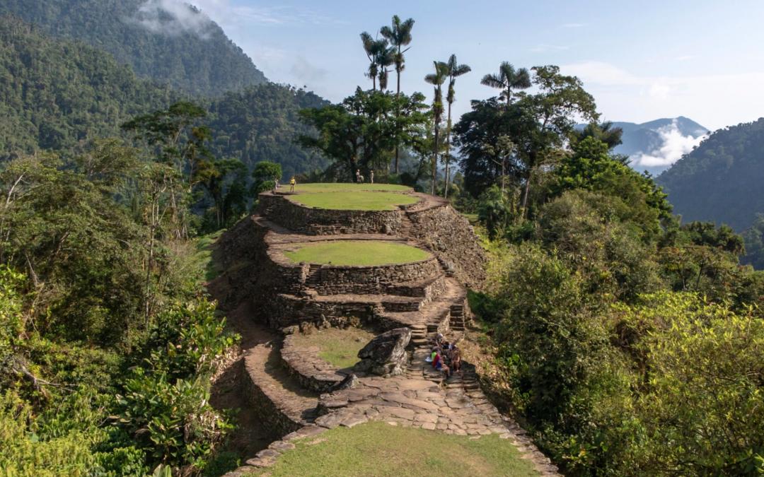 Ztracené město, kultura starší než Machu Picchu