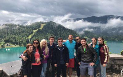Slovinsko; The Sunny Side of the Alps