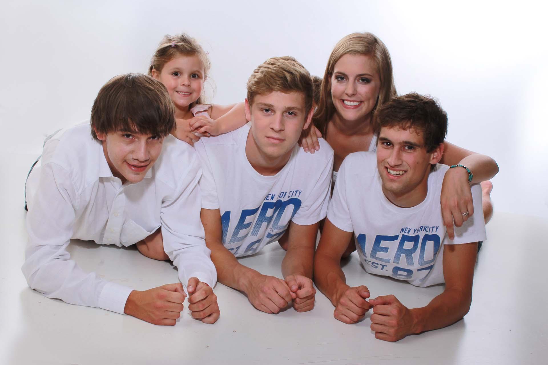 Hostitelská rodina