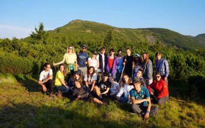 Volunteer Camp – Romania