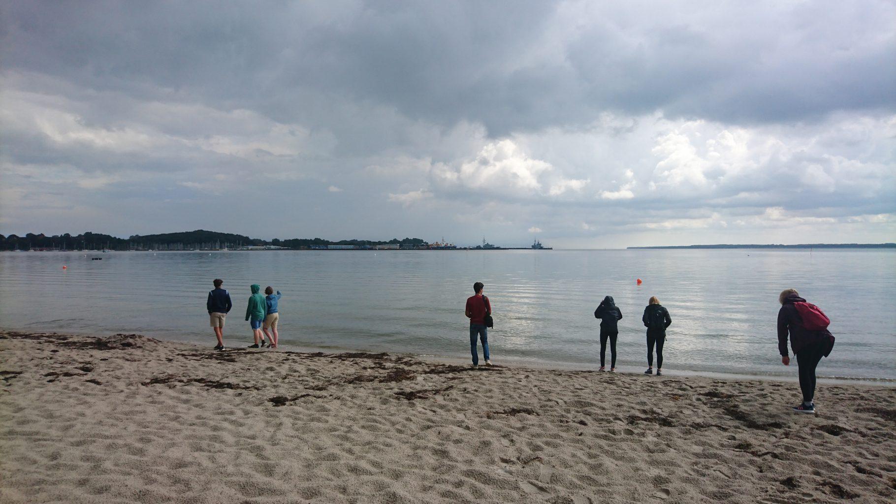 Německé pobřeží