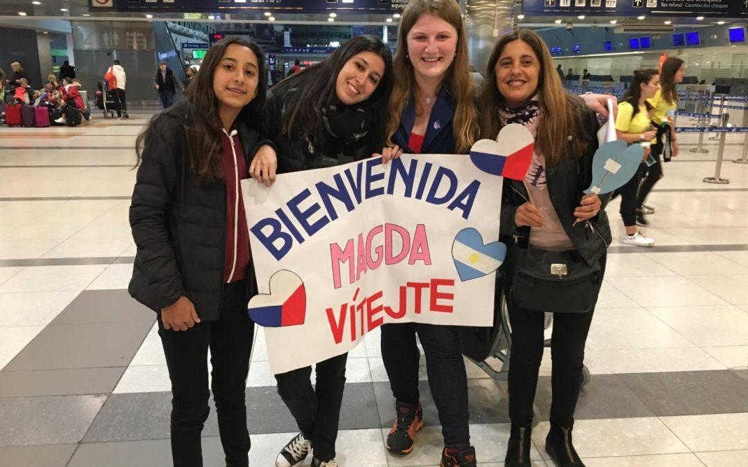 Let a první dny v Argentině