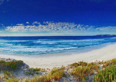 Krajina, oceán
