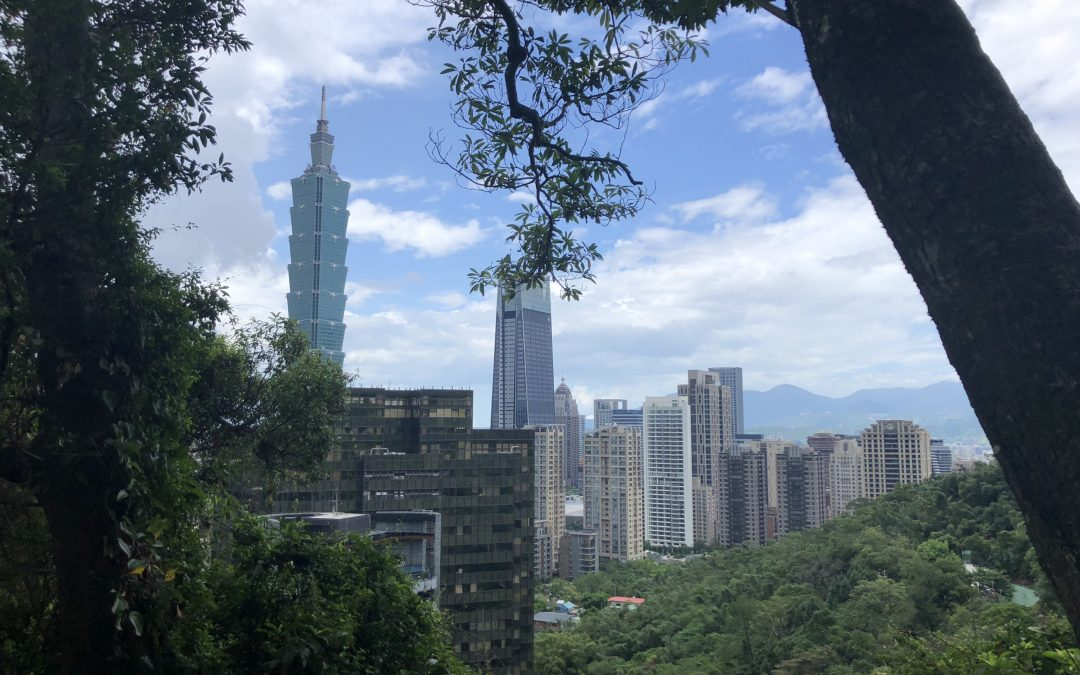Jak se holka z Trutnova vydala na Taiwan