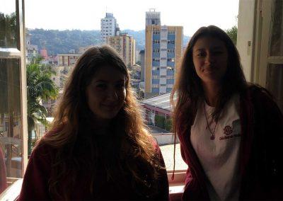 Camila a Isa