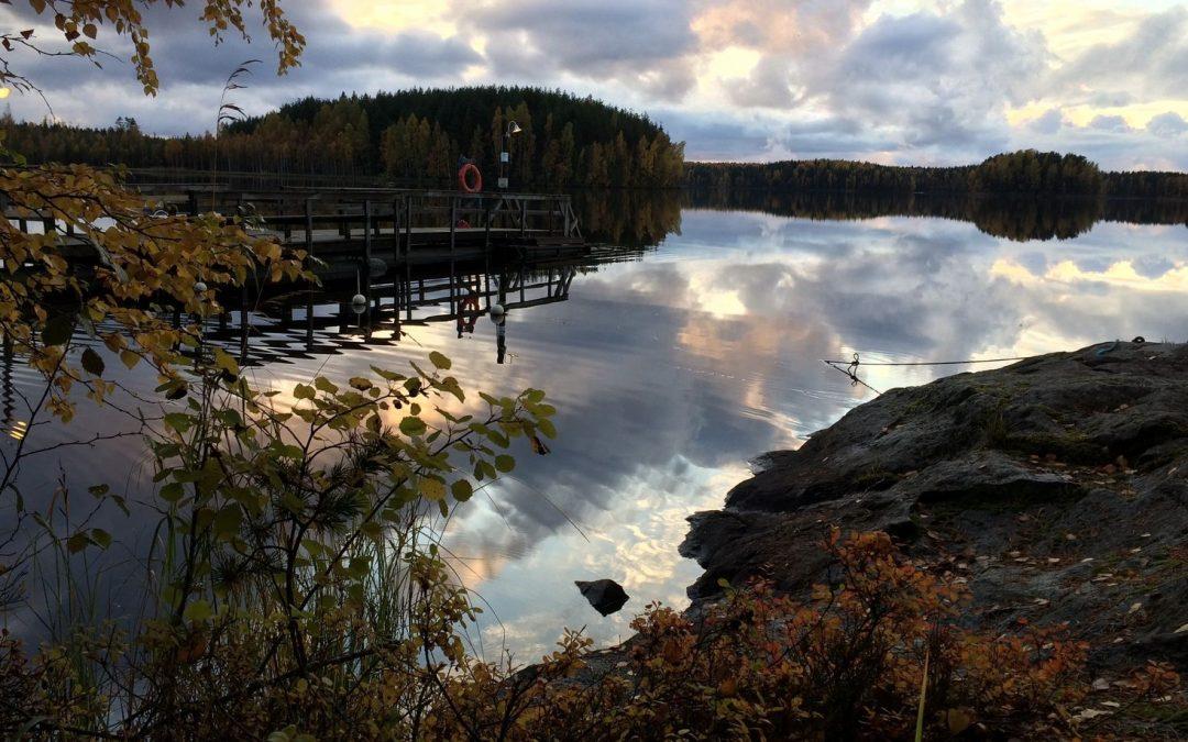 Já a moje úžasná výměna ve Finsku