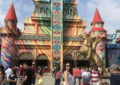 Na výletě v největším zábavním parku Jižní Ameriky