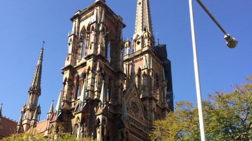 Kostol Capuchino