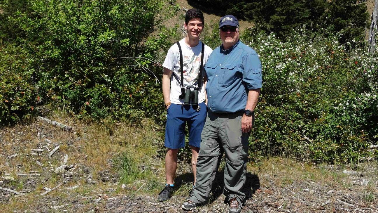 Můj Velký Den! Skončil 125 pozorovanými druhy za den a $750 vybraných pro Audubon Society