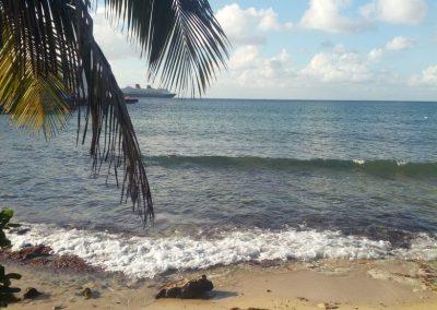 Na ostrově Cozumel
