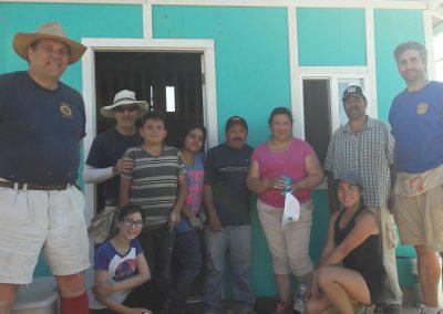 Pomáhání v Mexiku