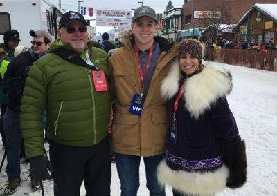 Poslední skutečný závod na zemi-Iditarod
