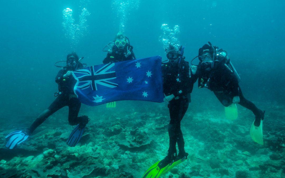 Austrália, svet aký inde nenájdete
