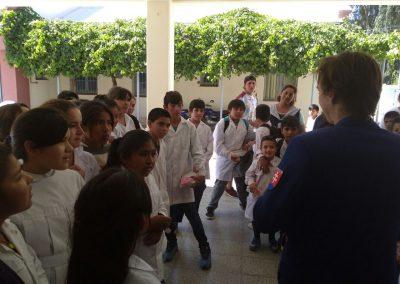 Prezentácie a projekty v chudobných školách