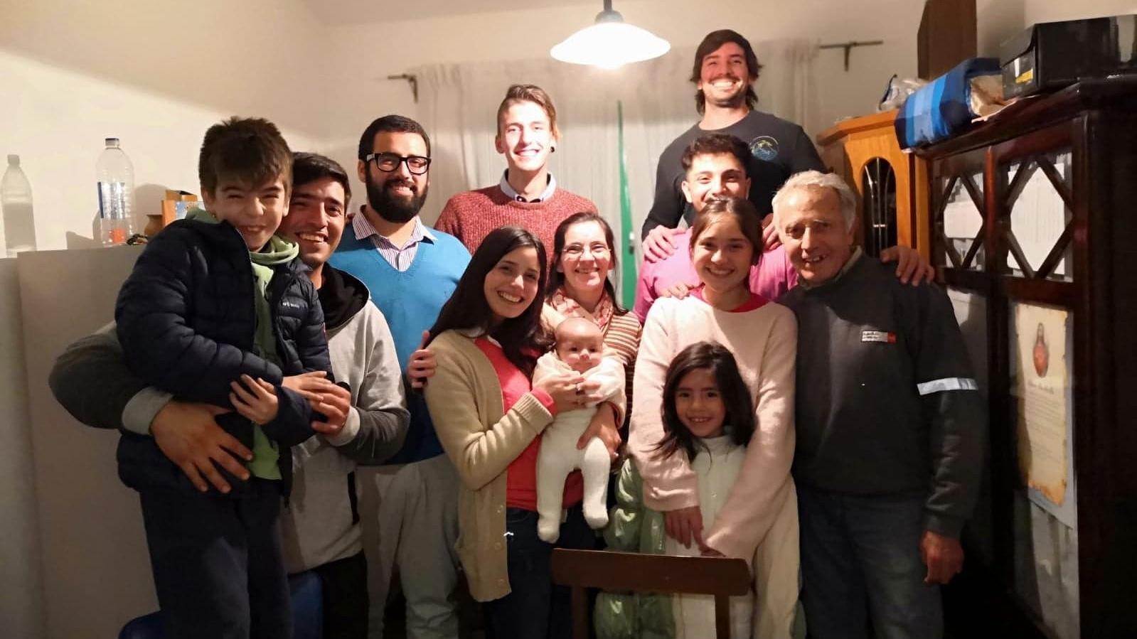 Prvá rodina