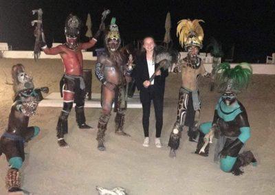 Původní obyvatelé Cozumelu