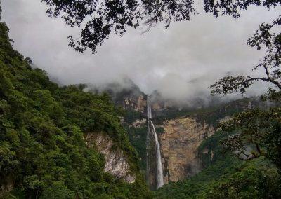 Třetí největší vodopád světa