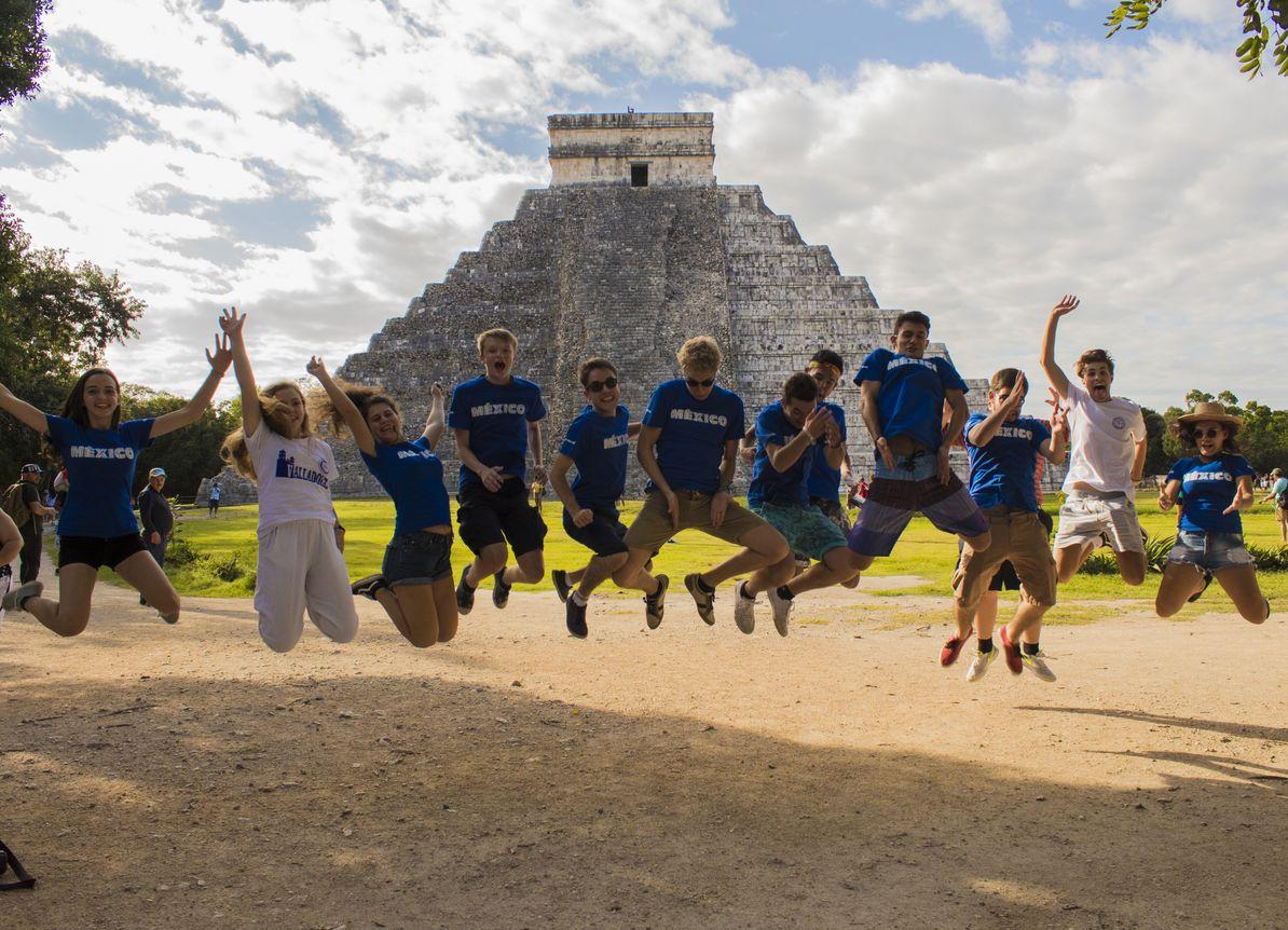 Mexiko, země s bohatou historií