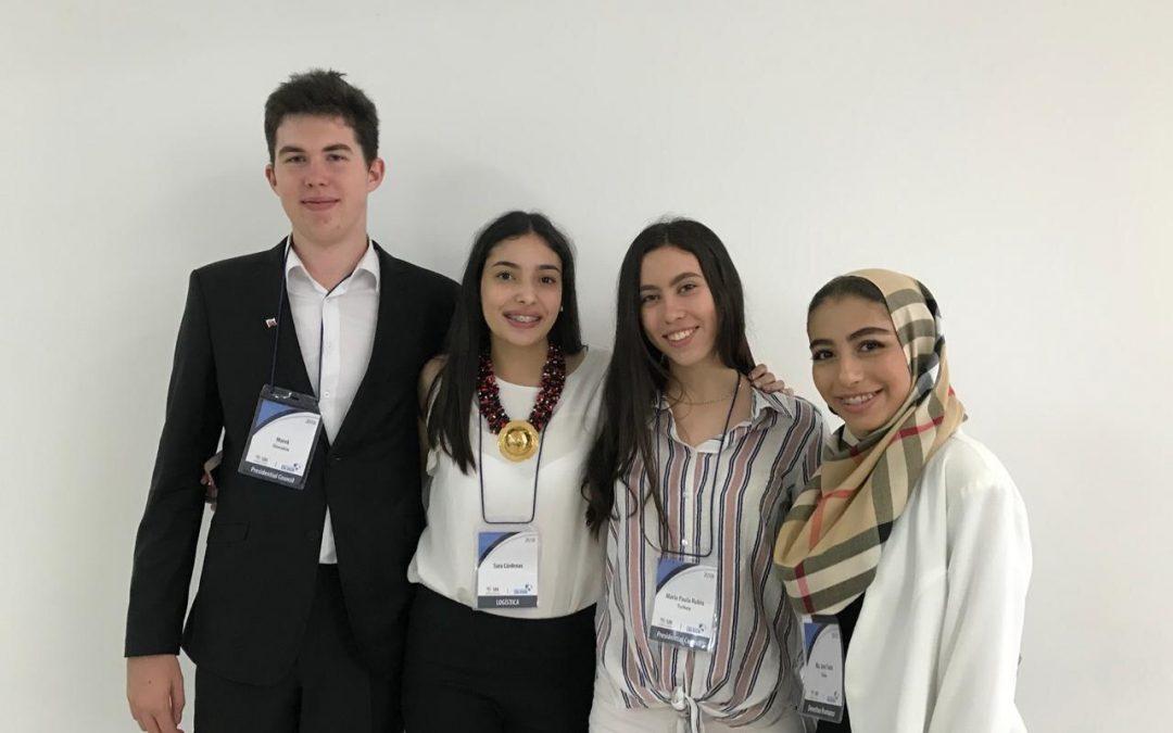 Modelové zasadnutie Spojených národov
