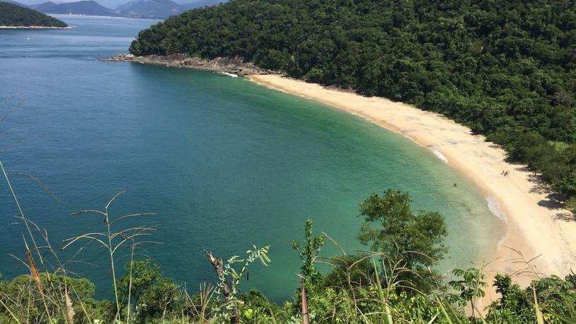 jedna z najkrajších pláží aké som v mojom živote navštívila