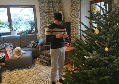 Kennethovy vánoce