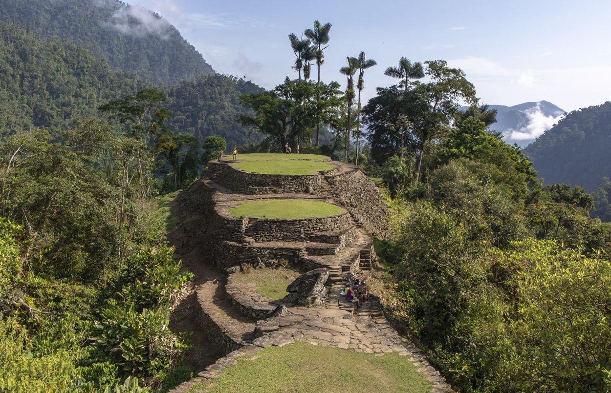 Ztracené město, aneb kultura starší než Machu Picchu