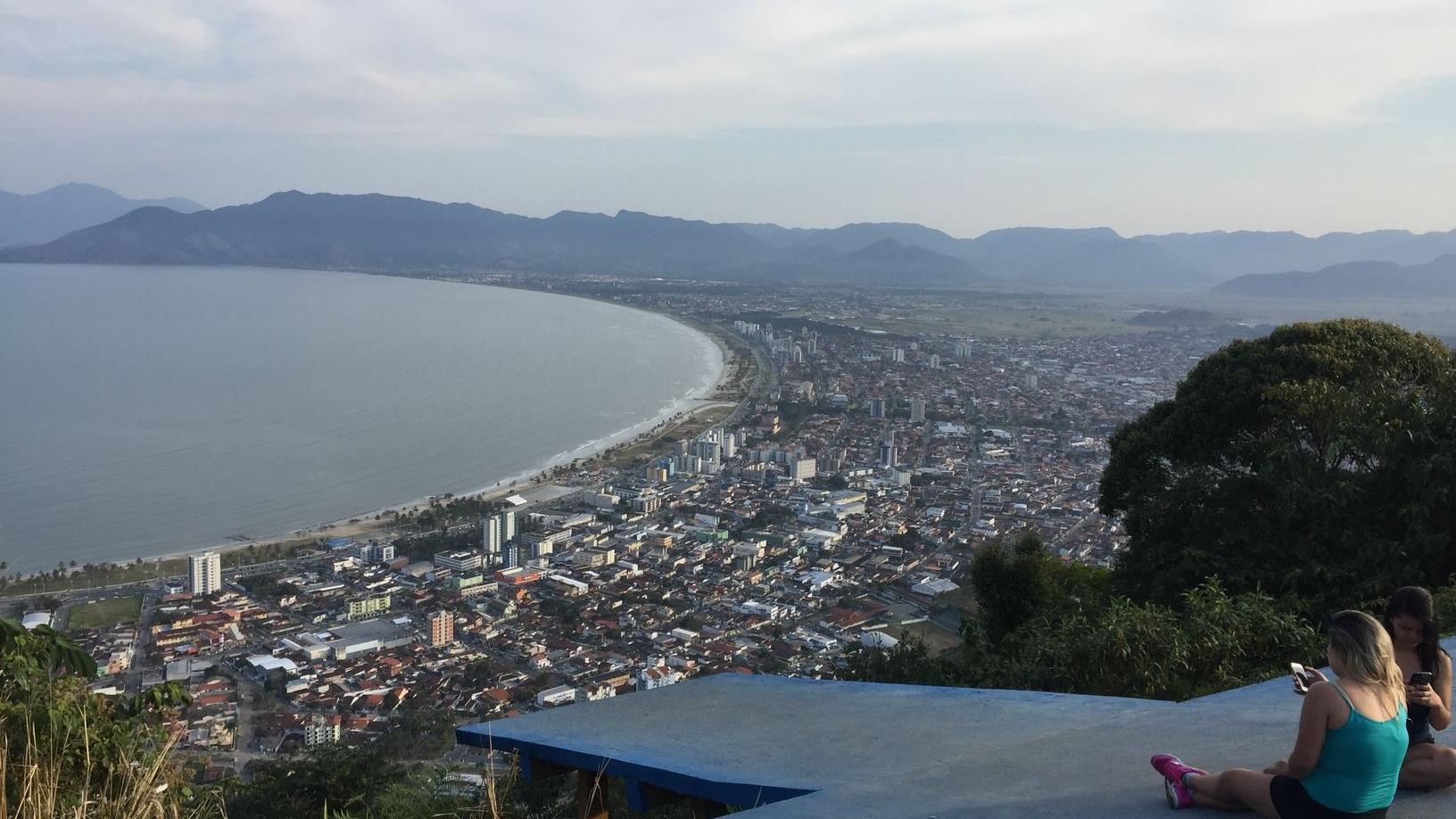 mesto, v ktorom som žila - Caraguatatuba