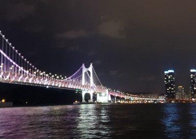 Most tiahnúci sa 8 km kde sa natáčala časť Marvelovky Čierný Panter