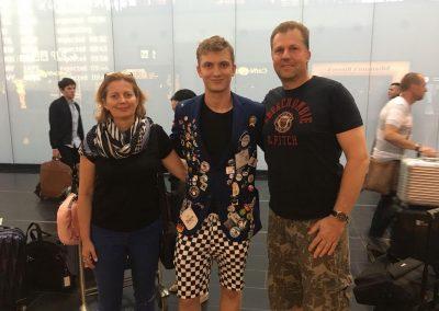 Po roku s mojimi skutočnými rodičmi